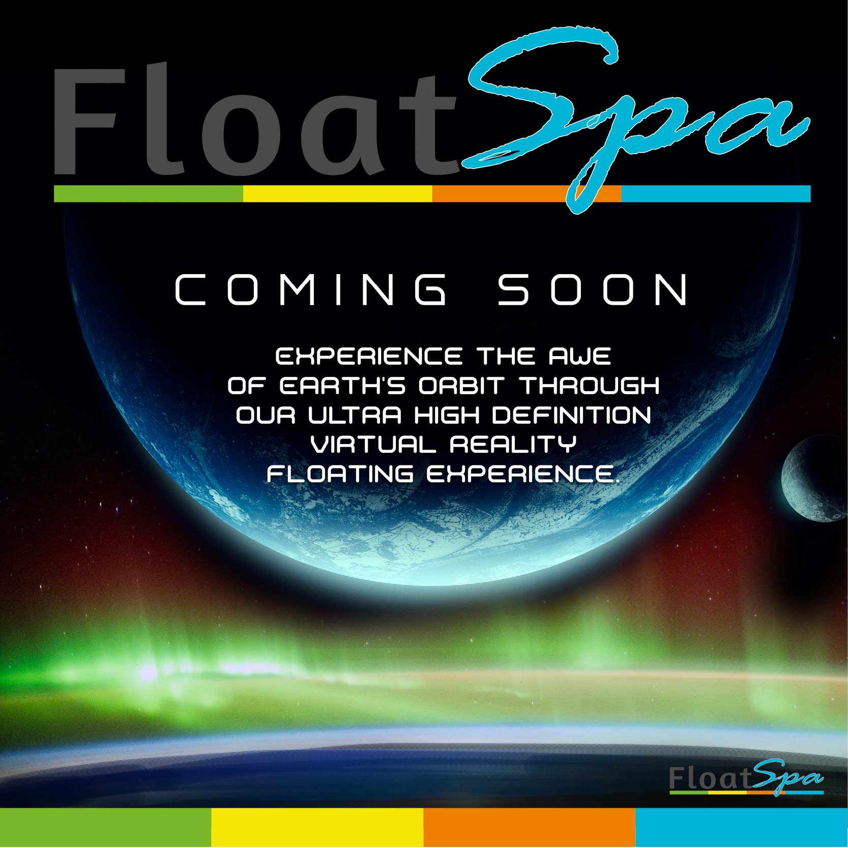 FloatSpa SpaceFloat Virtual Reality